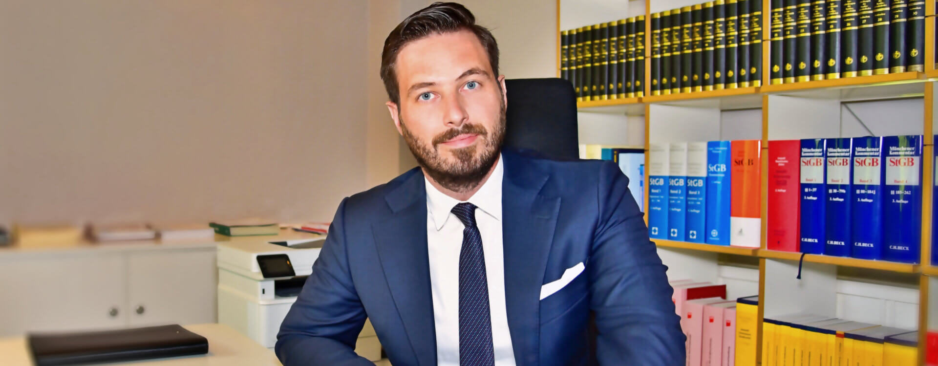 LAUDON || SCHNEIDER: Kanzlei für Strafrecht und Strafverteidigung in Hamburg - Rechtsanwalt Dr. Frédéric Schneider