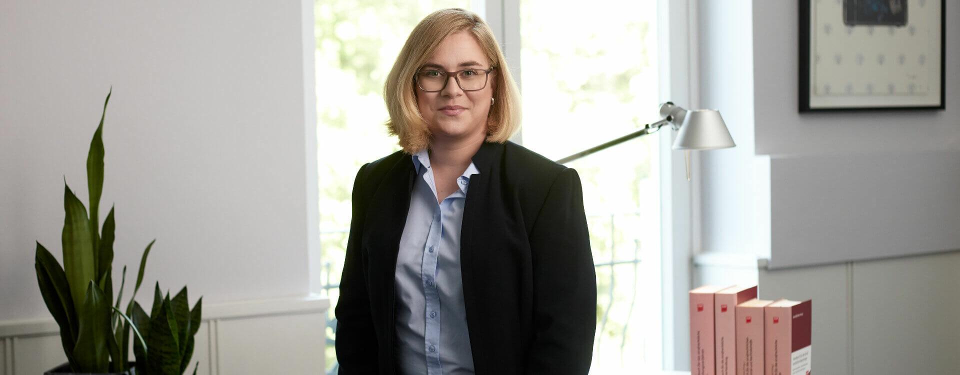 Rechtsanwältin Christiane Rusch, LAUDON SCHNEIDER Strafverteidigung Strafverteidiger Hamburg