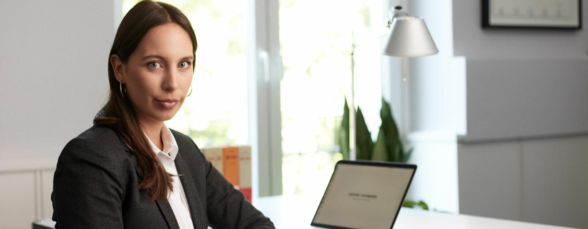 LAUDON SCHNEIDER Strafverteidigung: Rechtsanwältin Laura Leweke, Strafverteidigerin