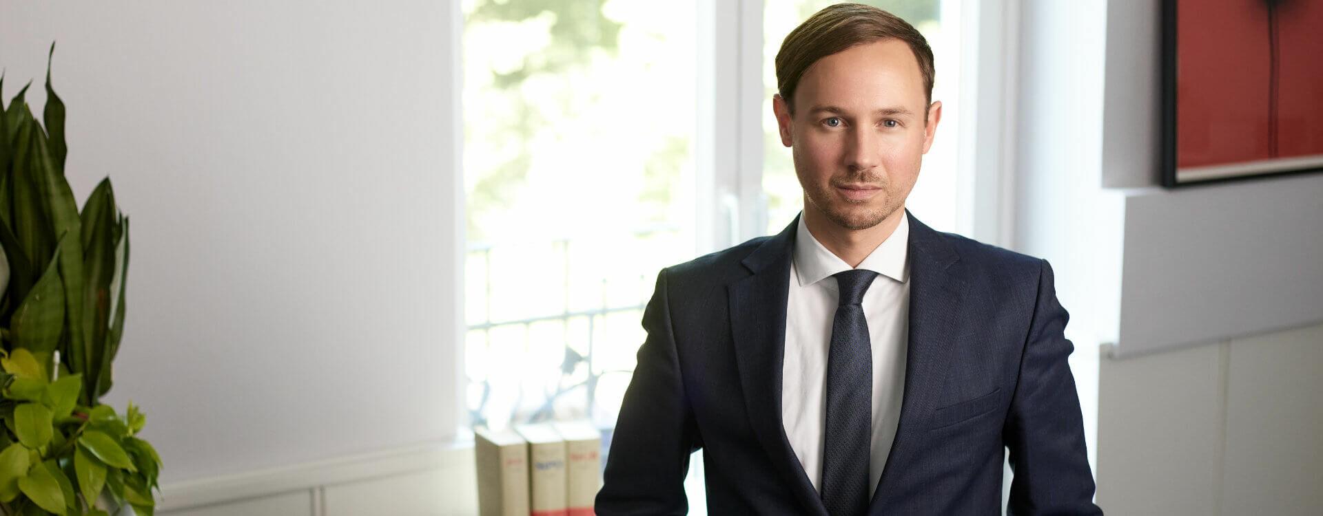 LAUDON SCHNEIDER Strafverteidigung: Rechtsanwalt Michael Eggers, Strafverteidiger Hamburg